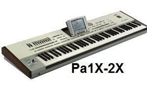 ریتم کرگ Pa1x-2x korg