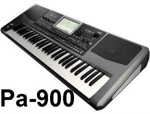 ریتم کرگ Pa900 korg