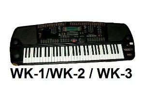 ریتم و صدا ایرانی ارگ WK1 / WK2 / WK3