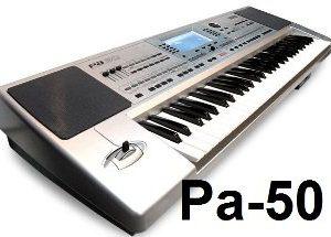 ریتم و صدا کرگ Pa-50
