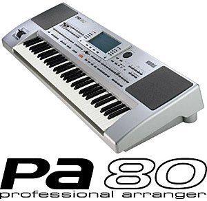 ریتم و سمپل کرگ Pa80